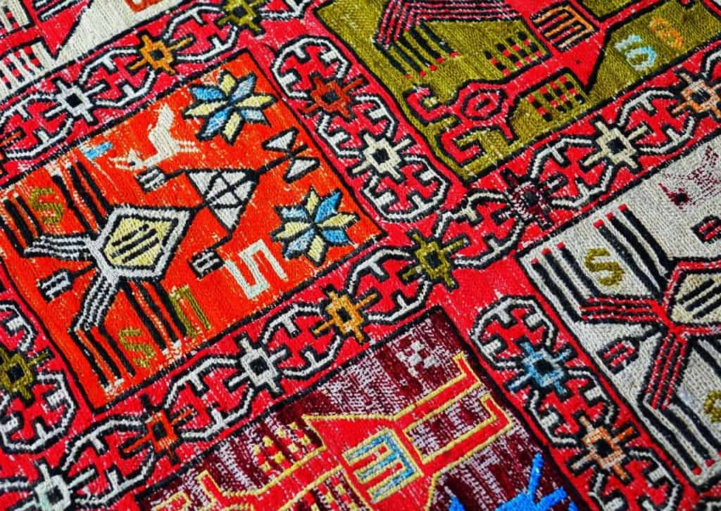rug making craft