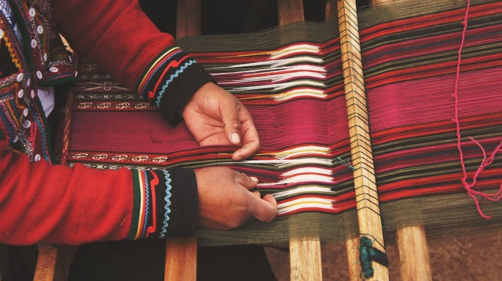 weaving craft