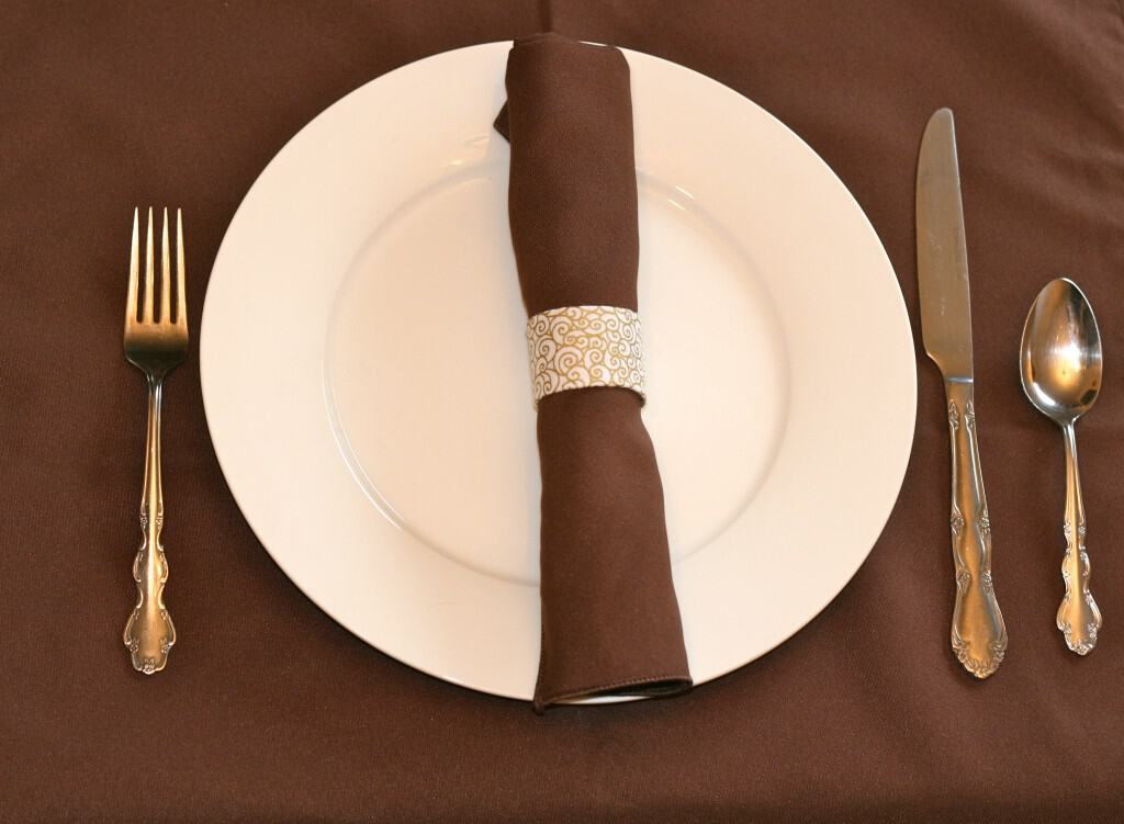 Toilet Paper Roll Napkin Ring Place Setting 1024x751
